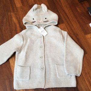Gap kids rabbit sweater